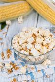 Fresh Popcorn — Stock Photo