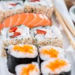 Portion of Sushi — Stock Photo #32792087