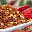 Kibbled Chilli — Stock Photo