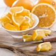 Sliced Oranges — Stock Photo