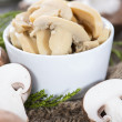 Canned Mushrooms — Stock Photo #34810733