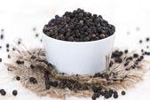 Portion of Black Pepper — Stock Photo
