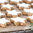 Christmas Sweets (Cinnamon Cookies) — Stock Photo #35180949