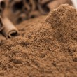 Heap of Cinnamon — Stock Photo