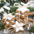 Christmas Sweets (Cinnamon Cookies) — Stock Photo #35181731