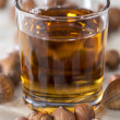 Hazelnut Syrup — Stock Photo