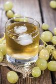 Fresh made Grape Juice — Stock Photo