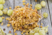Heap of Raisins — Stock Photo