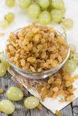 Heap of Raisins — Stock Photo