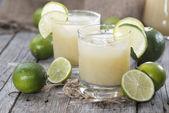 Lime Juice — Stock Photo