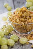 Portion of Raisins — Stockfoto