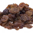Isolated Raisins — Stock Photo