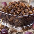 Portion of Raisins — Stock Photo