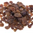 Isolated Raisins — Foto de Stock