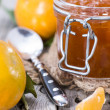 Fresh made Tangerine Jam — Stock Photo