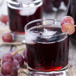 Chilled Red Grape Juice — Stock Photo #36890461