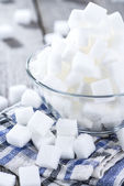 Heap of Sugar — Stock Photo