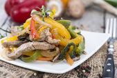 Verschillende groenten — Stockfoto