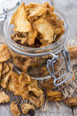 Dried Pineapple — Stock Photo