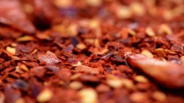 Paprika Powder — Video Stock