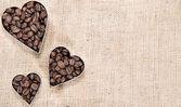 I love Coffee — Stock Photo