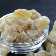 Stok video: Sweet Ginger Pieces