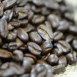 Stock Video: Coffee Beans Rotating