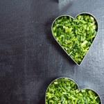 I love Herbs — Stock Photo
