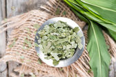 Kibbled Ramson — Stock Photo