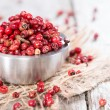 Bowl with Pink Peppercorns — Stock Photo #44212245