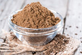Caraway Powder — Stock Photo