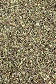 Dried Winter Savory (background image) — Stock Photo