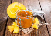 Homemade Mango Jam — Stock Photo