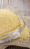 Heap of Millet — Stock Photo
