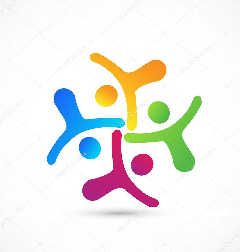 Business Team Logo Business Team Logo Vector
