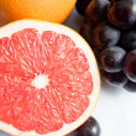 Variety of fruits — Stock Photo