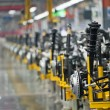 Car production line — Stock Photo #12450013