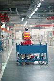 Impianto auto passeggeri — Foto Stock