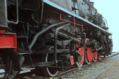 The steam locomotives, China — Stock Photo