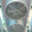 Foto Stock: Fan, chassis cooling device