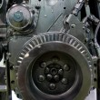 Stock Photo: Automotive engine