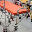 Stock Photo: Medical equipment, surgical carts,