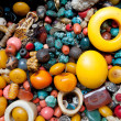 Stock Photo: Crafts, prayer beads