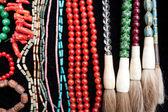 Jewelry, jade — Stock Photo