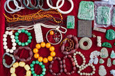 Decorations, prayer beads — Stock Photo