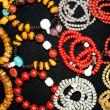 Stock Photo: Crafts, prayer beads, necklace