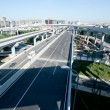Panoramic city overpass — Stock Photo #28472329