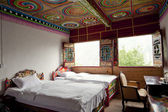 Tibetan residential indoor — Photo