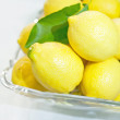 Yellow lemon — Stock Photo #38491171