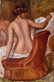 Western ancient paintings, oil paintings — Stock Photo